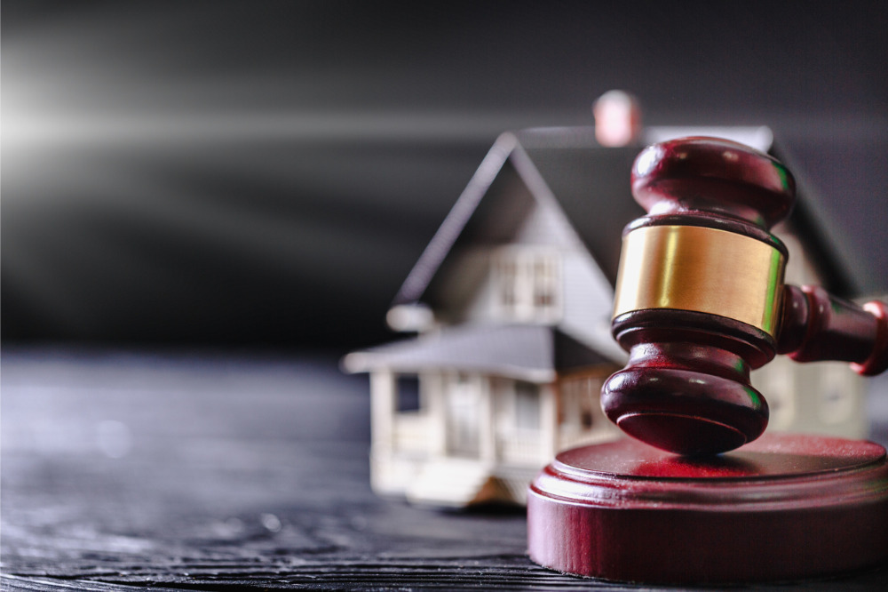Auctions show signs of life